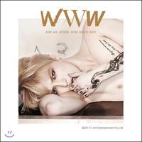 キム・ジェジュン 1集 -WWW (韓国盤) [CD] (JYJ)