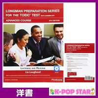 洋書(ORIGINAL)/LongmanPreparationSeriesfortheTOEICTest(5E)AdvancedStudentBookwithMP3AudioCD-ROM,AnswerKeyandiTests/LinLougheed