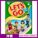 洋書(ORIGINAL) / Lets Go 4th Edition Level 4 Student Book with Audio CD Pack
