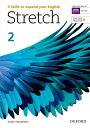 Stretch: Level 2: Student's Book with Online Practice (英語) ペーパーバック - 2014/6/26