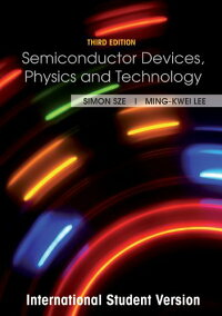 SemiconductorDevices:PhysicsandTechnology(英語)