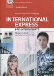 InternationalExpress:Pre-Intermediate:Student'sBookPack(英語)