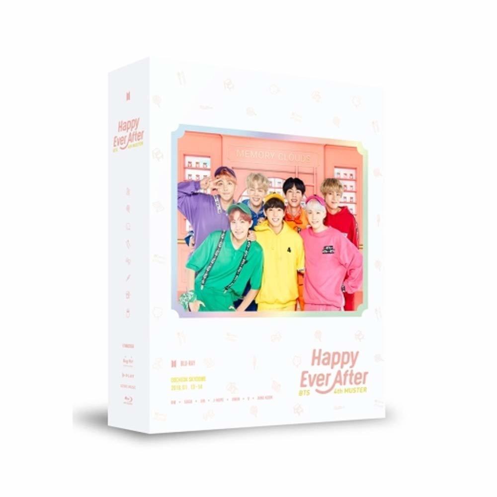 アジア・韓国, 韓国 (BTS) - BTS 4TH MUSTER HAPPY EVER AFTER