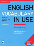 English Vocabulary in Use Elementary Book with Answers and Enhanced eBook: Vocabulary Reference and Practice (英語)