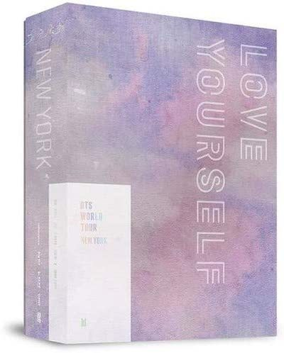 アジア・韓国, 韓国 BTS World Tour Love Yourself New York (Incl. 128pg Photobook, 1 xPostcard 1 Photocard) DVD