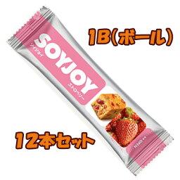 大塚薬品 SOYJOY ソイジョイ ストロベリー 1本(30g) × 12コセット