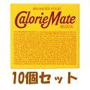 【10個セット】大塚製薬カロリーメイトブロックチョコレート味(4本入り)×10個