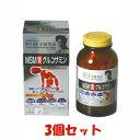 【3個セット】野口医学研究所 MSM配合グルコサミン 360粒×3個【お買い得!】
