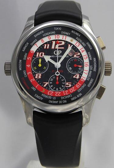 Girard-Perregaux Ferrari F1 053 ww.tc world time