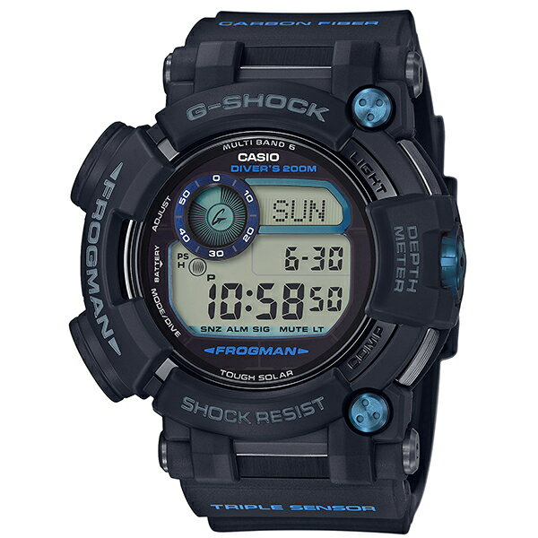 腕時計, メンズ腕時計 CASIO G G-SHOCK Master of G G GWF-D1000B-1JF