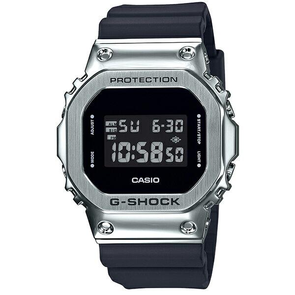 カシオCASIOG-SHOCKGショックジーショックメタルケースGM-5600-1JF 国内正規品