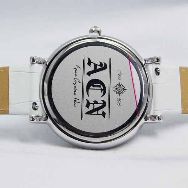 アンコキーヌ ネオ Anne Coquine Neoアルバ 46mm ブルー M1-4A【正規品】【ぐるぐる時計・グルグル時計】