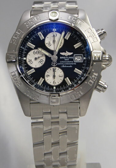 BREITLING Galactic chronograph II A13364-B19