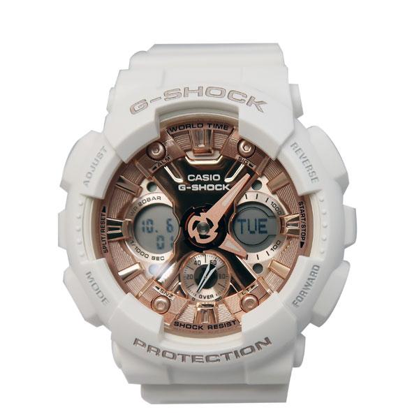 腕時計, 男女兼用腕時計 CASIO G G-SHOCK S GMA-S120MF-7A2