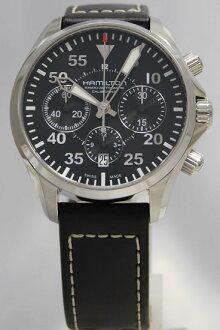Hamilton Khaki pilot automatic chronograph H64666735
