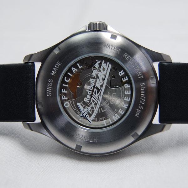 ハミルトン カーキエアレース 42mm 公式タイムキーパーモデルH76525751