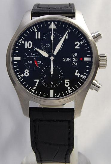 IWC pilot's watch chronograph BK IW377701