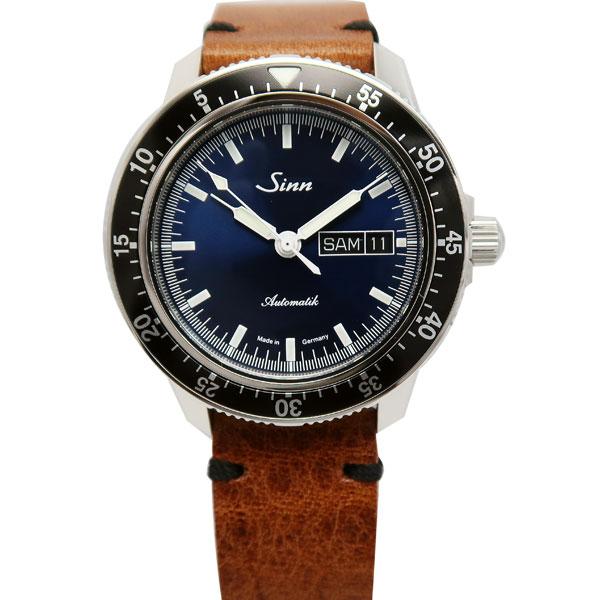 腕時計, メンズ腕時計 Sinn 104.ST.SA.IB SS