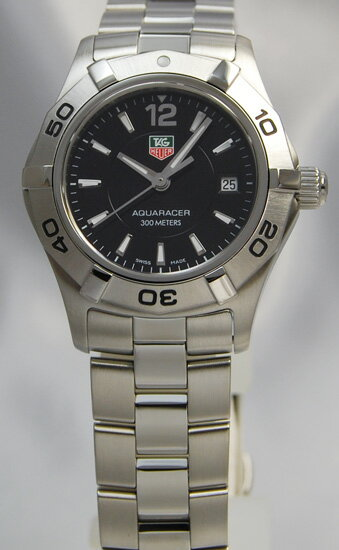 Tag Heuer Aquaracer 27 mm women's WAF1410... BA0823