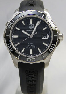 Tag Heuer Aquaracer 500 m ceramic WAK2110... FT6027