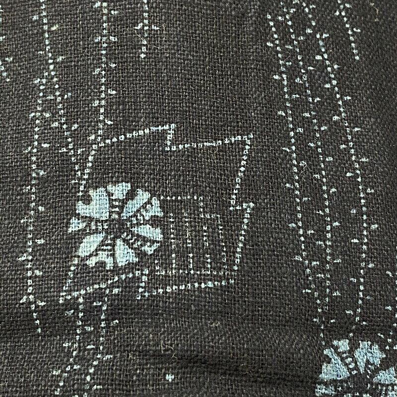 和服, 着物  0060 JAPAN japanese antique vintage cotton Indigo dye vintage cloth boro