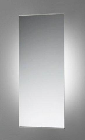 【TOTO】LED照明付鏡 トイレ・洗面所用 間接照明タイプ EL80015 サイズ450×150×1000 枠ステンレス製 消費電力22.5W 昼白色