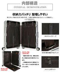クロース(Kroeus)スーツケースキャリーバッグキャリーケース旅行鞄アルミフレームアルミニウム合金360度自由回転隠しフック付き静音効果高品質XLサイズ72L【1年保証付き】