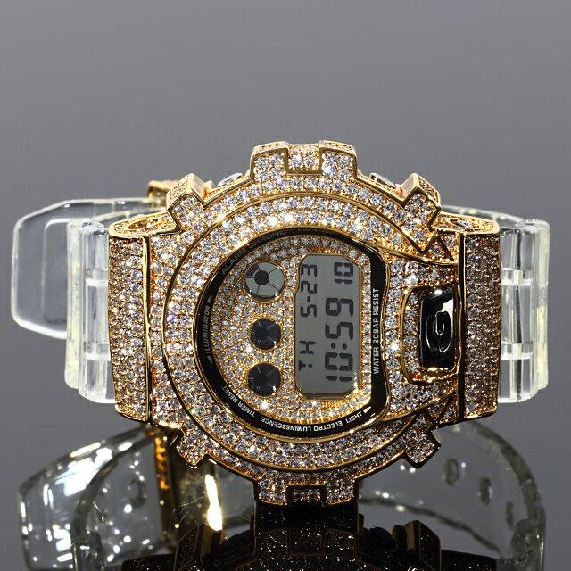 腕時計, メンズ腕時計  G-SHOCK G DW6900mr 18K CZ Kronic