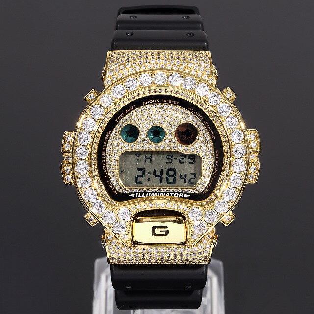 腕時計, メンズ腕時計  G-SHOCK DW6900 18K CZ Kronic