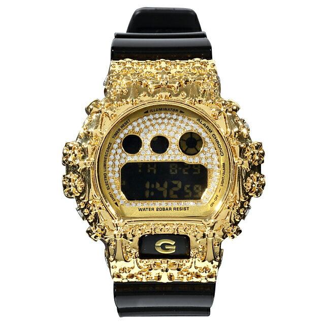 腕時計, メンズ腕時計  G-SHOCK DW6900CB CZ 18K CZKronic