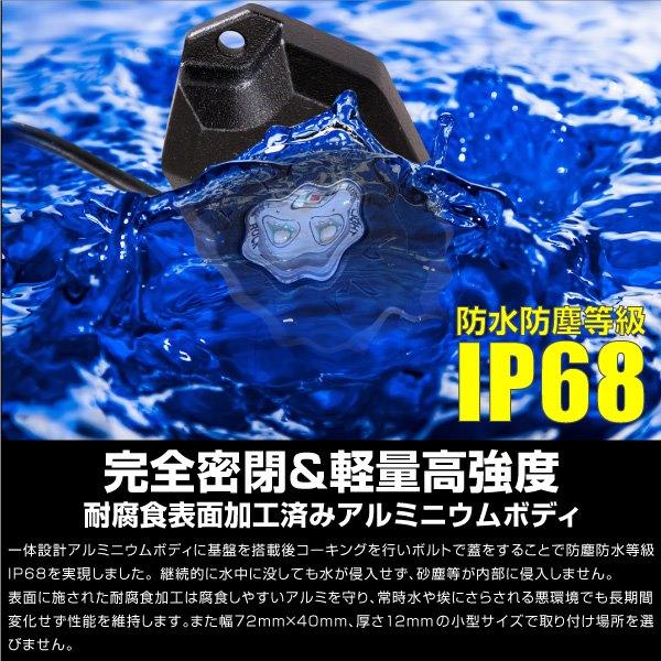 RGB アンダー スポットライト Bluetooth スマホ操作 調光 ユニット 防水 12V 24V 8pcs LED CREE SMD アンダーネオン アンダースポットライト LEDライト ブルートゥース アプリ コントロール キット 内装 外装  _28464