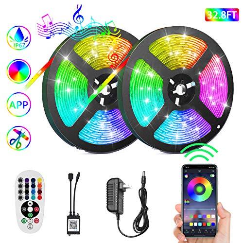 VAZILLIO『LEDテープライトSMD5050高輝度RGB』
