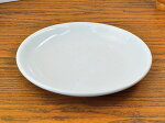 ギャラクシーミルク丸皿19.5cm[ケーキ皿プレート洋食器][業務用]