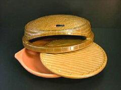 家庭用ガスコンロで出来る本格石窯ピザ調理器萬古焼 白峰陶器のピザ窯PIZZERIA [送料無料(※...