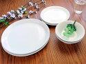 白い食器スプラウトプレート・ボールペアセット[送料無料(※北海道・沖縄は540円)][新生活セット食器セット][丸皿小鉢洋食器]
