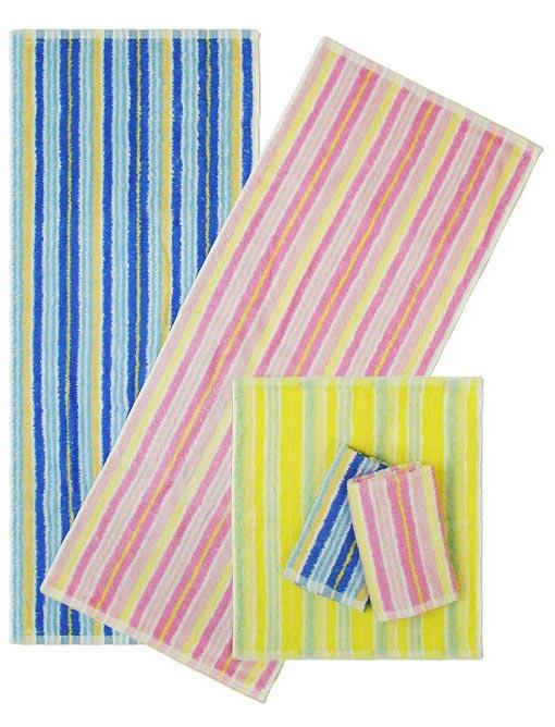 K's stripe towel fs3gm P25Jun15