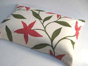 (2)ただ今中!オルトペディコ枕用シビラ(フローレス)のピロケース