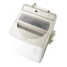 (長期無料保証/配送設置無料)パナソニック全自動洗濯機NA-FA100H8-Nシャンパン洗濯容量:10.0kg