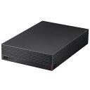 (アウトレット)バッファロー 2TB HDD HD-EDS2U3-BC ブラック HDD:2TB