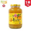 サンファ 柚子茶 1kg 韓国食品