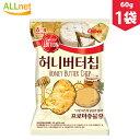 【ヘテ】ハニーバターチップ フロマージュブラン 60g×1袋 韓国ポテトチップス 韓国 Honey Butter Chip