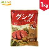 牛肉ダシダ 1Kg ダシダ ( プゴク 牛肉味 タシダ )