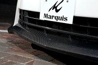 Marquisマーキー20後期型ヴェルファイア/ヴェルファイアハイブリッド専用エアロフロントバンパーガーニッシュ(ANH/GGH/ATHZ/ZRグレード)カーボン製