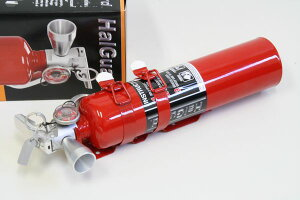 珍しい消火器です