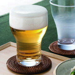 ビールの旨さを引き出すガラスの泡立ちぐらす♪【日本製】東洋佐々木ガラス(TSG) 泡立ちビヤー...