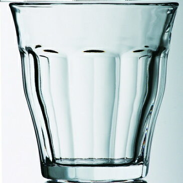DURALEX デュラレックス 5オンス ミニグラス ピカルディー160 タンブラー Φ75×H78mm(160ml 5oz) 【食器洗浄機対応】 DU-2428