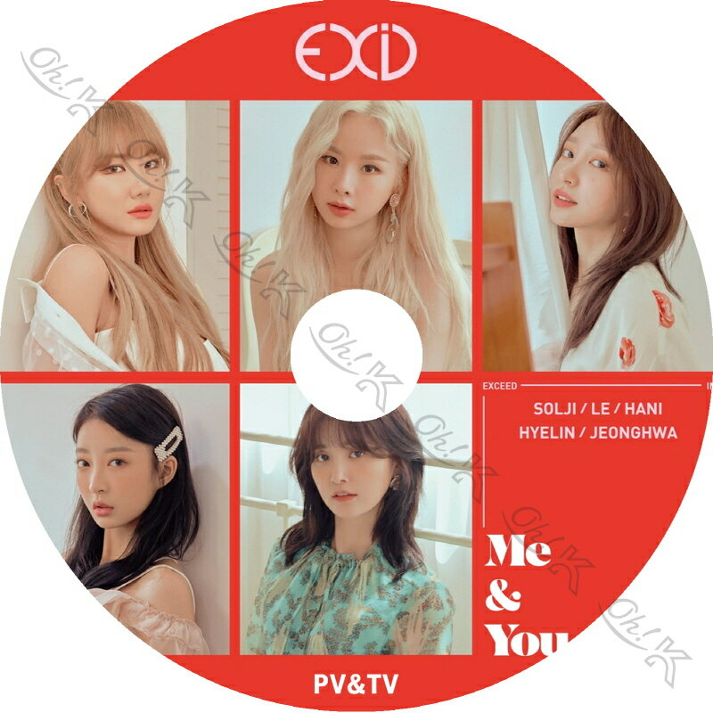 アジア・韓国, 韓国 K-POP DVD EXID 2019 PVTV MEYOU I LOVE YOU LADY DDD Night Rather Than Day L.I.E Dont Want A Drive HOT PINK AH YEAH UPDOWN EXID DVD PV KPOP DVD