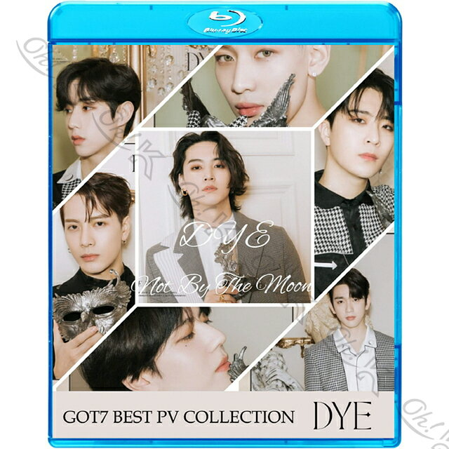 アジア・韓国, 韓国 Blu-ray GOT7 2020 BEST PV Collection NOT BY THE MOON You Calling My Name ECLIPSE K-POP GOT7 GOT7
