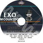 【K-POP DVD】★ M Countdown EXO COMEBACK SPECIAL (2017.07.20) ★ EXO/ JUNG YONG HWA/ Red Velvet/ 宇宙少女/ KNK/ SNUPER/ UP10TION/ STELLAR/ HALO/ NC.A 他 ★ 音楽番組収録DVD ★【CON DVD】