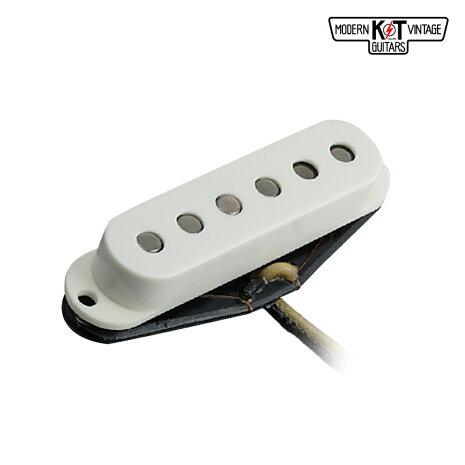 K&TS63《エレキギター用ピックアップ/シングル/カバー付》【全品送料・手数料無料!】